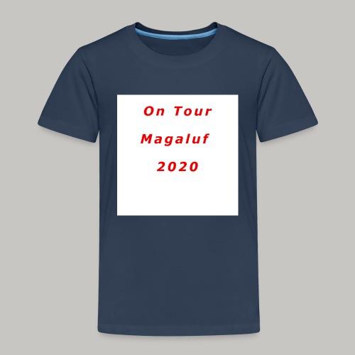 On Tour In Magaluf, 2020 - Printed T Shirt - Kids' Premium T-Shirt