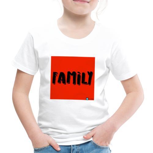 FAMILY - Premium-T-shirt barn