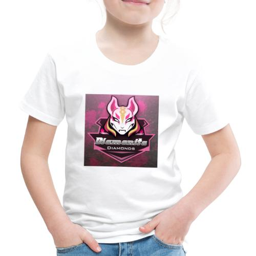 dia icon - Børne premium T-shirt