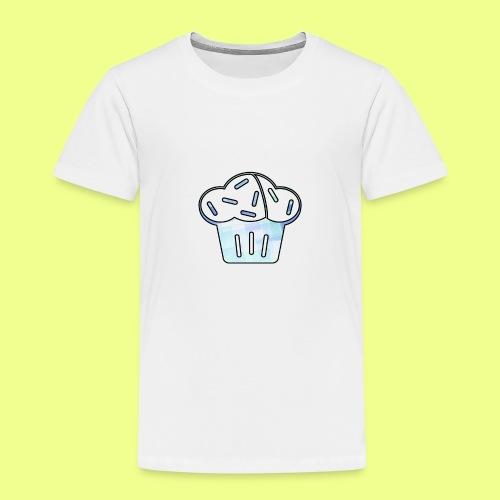 Pastel - Camiseta premium niño