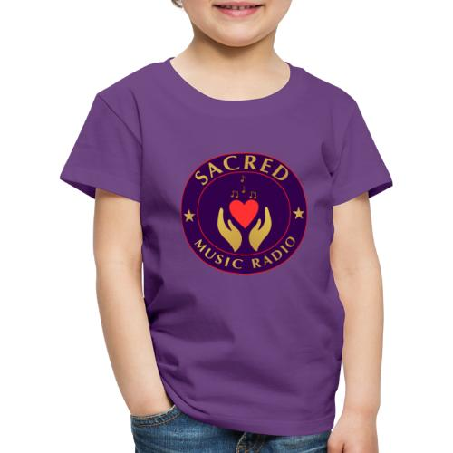 Spread Peace Through Music - Kids' Premium T-Shirt