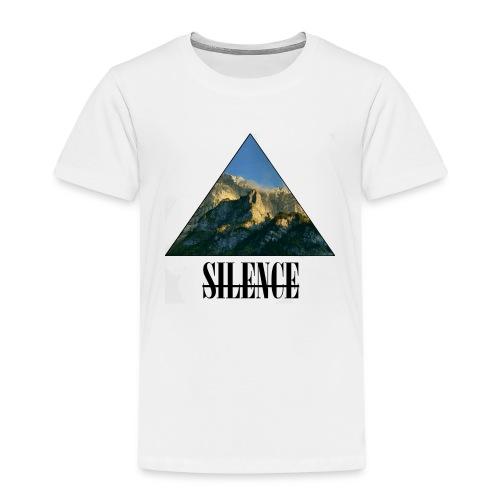 Silence - Kinder Premium T-Shirt