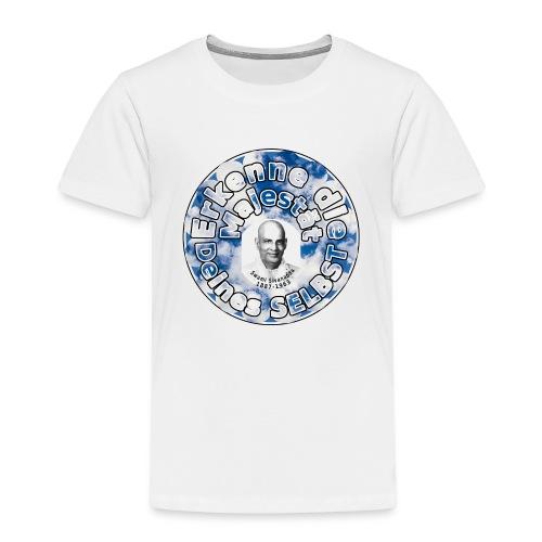 SELBST - Erkenntnis - Kinder Premium T-Shirt