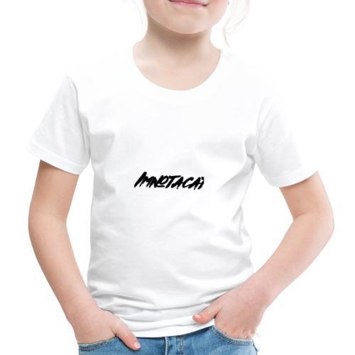 Immnotacat main design - Premium-T-shirt barn