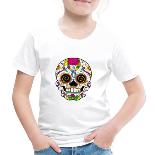 skull3 - Maglietta Premium per bambini