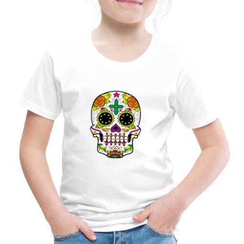 skull4 - Maglietta Premium per bambini
