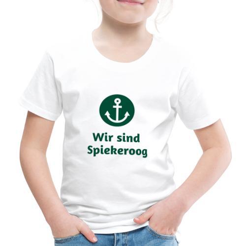 Wir sind Spiekeroog Freunde Sortiment - Kinder Premium T-Shirt
