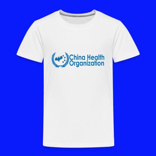 China Health Organization - Kids' Premium T-Shirt