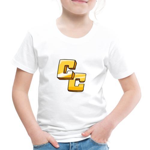 CapeCraft (CC) Logo - Kids' Premium T-Shirt