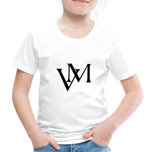 Lettere VM - Maglietta Premium per bambini