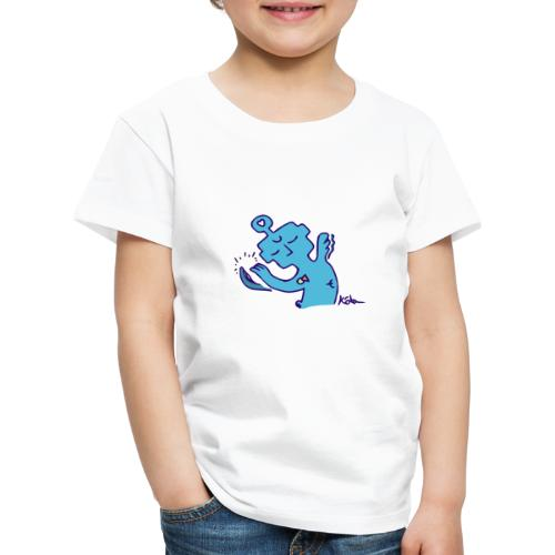 Beruhigendes Wesen - Kinder Premium T-Shirt