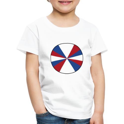 Geuzenvlag NL Nederland - Kinderen Premium T-shirt