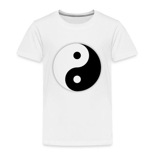 Yin and Yang svg - T-shirt Premium Enfant