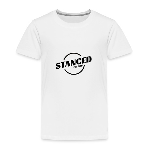 stanced racing - Kinder Premium T-Shirt