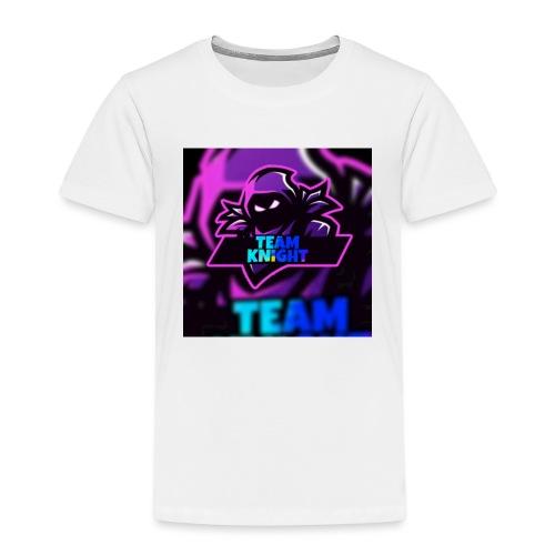 team knight aleen van voor - Kinderen Premium T-shirt