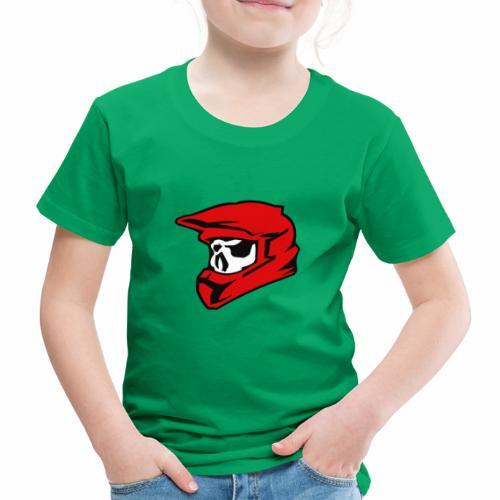 Schaedel Motocross - Kinder Premium T-Shirt