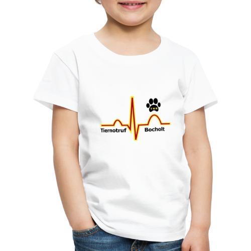 Tiernotruf Bocholt - Kinder Premium T-Shirt