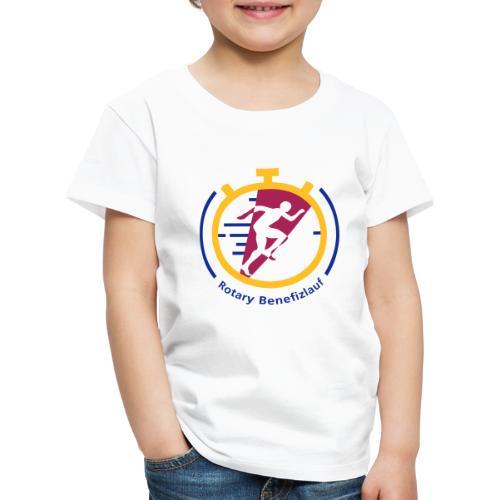 Rotary Benefizlauf Merchandise - Kinder Premium T-Shirt