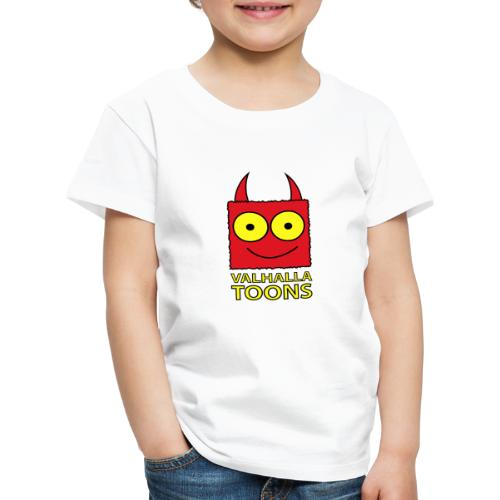 Valhalla Design 1 isolated - Kids' Premium T-Shirt