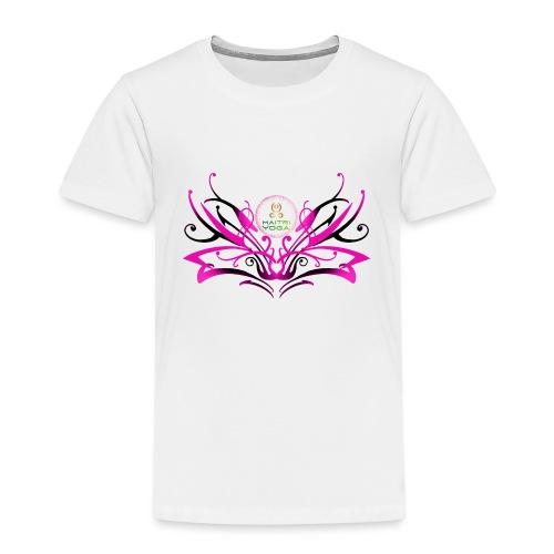 ButterFly MaitriYoga - T-shirt Premium Enfant
