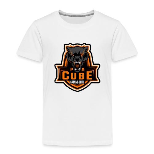 Pa Cube Logo - Kinder Premium T-Shirt