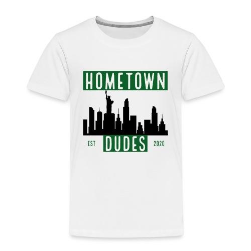 hometown dudes - Børne premium T-shirt