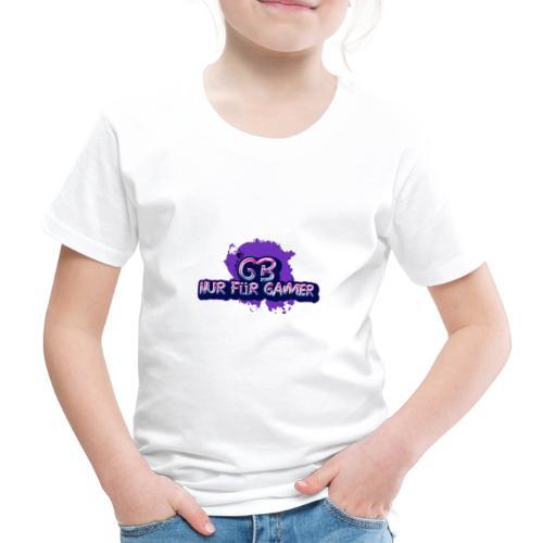 Nur für Gamer Merch - Kinder Premium T-Shirt