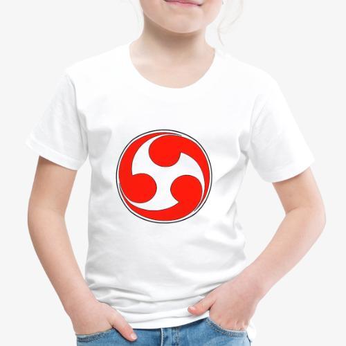 esoteric symbols samurai - T-shirt Premium Enfant