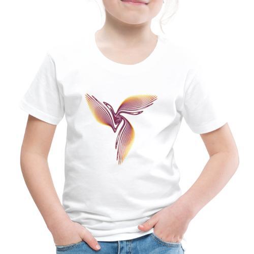 Bird of Paradise Cockatoo Icarus Chaos 4398I - Kids' Premium T-Shirt