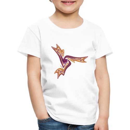 Seestern Seeigel Meerestiere Ozean Chaos 4054I - Kinder Premium T-Shirt