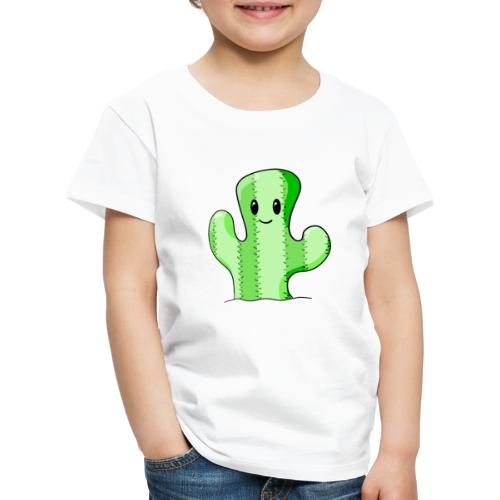 Cute Cactus - Kids' Premium T-Shirt