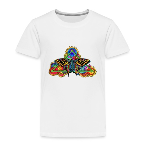 Happy Butterfly! - Kinder Premium T-Shirt