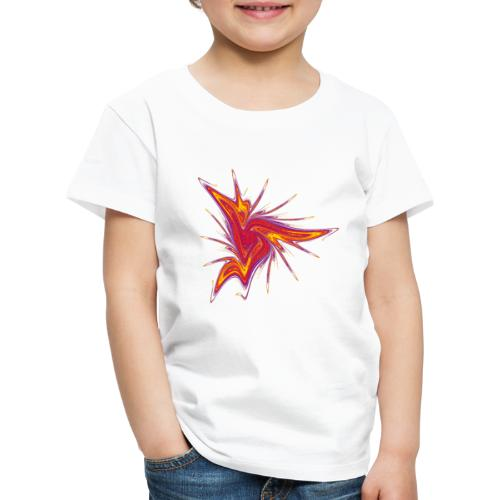 Lausebengel Seestern Seeigel Meerestiere 2953bry - Kinder Premium T-Shirt