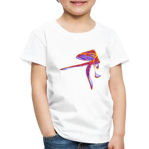 Someone is in a hurry Elegant lady 2366bry - Kids' Premium T-Shirt