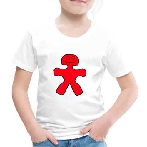 Blackie - Børne premium T-shirt