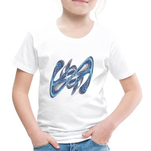 Secret sign from chaos theory 7545 ice - Kids' Premium T-Shirt