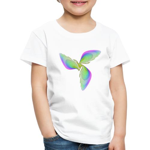 Bird of Paradise Ikarus 3318grbw - Kids' Premium T-Shirt