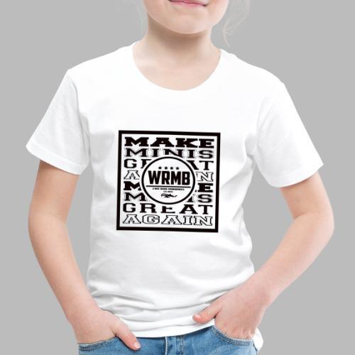 Montée MMGA - T-shirt Premium Enfant