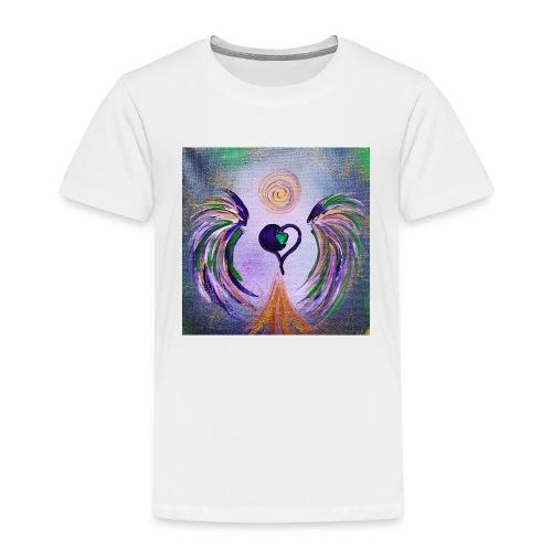 Herzengel Trau Dich - Kinder Premium T-Shirt