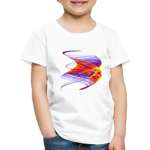 Firestorm Fire Roller Flame Sea Fire Column 12771 - Kids' Premium T-Shirt