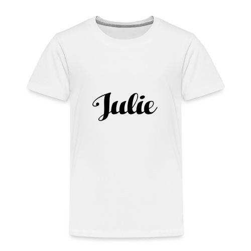 Julie - T-shirt Premium Enfant
