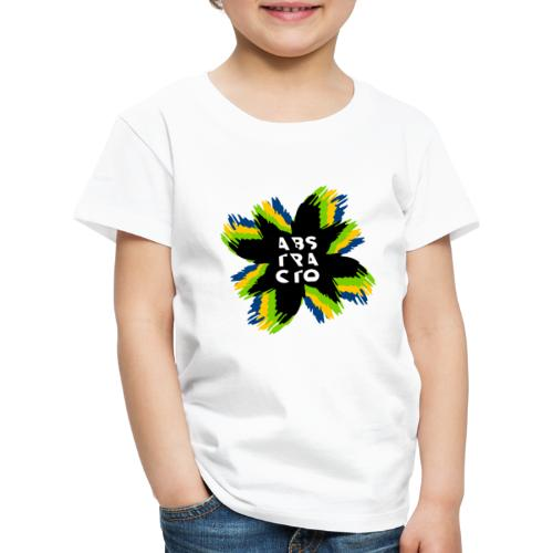 Arte Abstracto - Camiseta premium niño