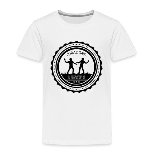 Badges de 12 - T-shirt Premium Enfant