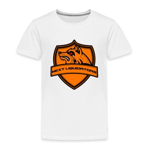 Next Liquidators iphone wallpaper png - Kinderen Premium T-shirt
