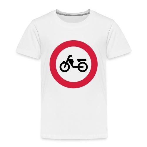 verbodenvoorbrommers - Kinderen Premium T-shirt