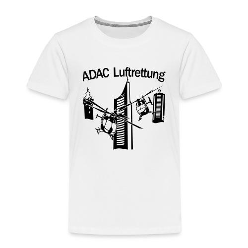 ADAC Luftrettung - Kinder Premium T-Shirt
