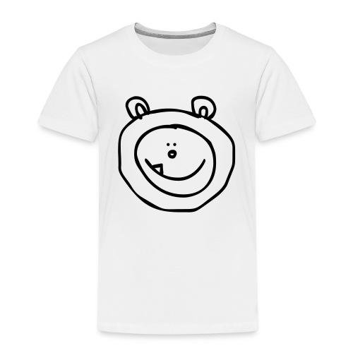 sneeuwbeer - Kinderen Premium T-shirt
