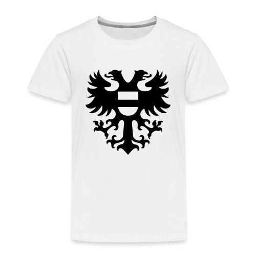 stadswapen groningen mono - Kinderen Premium T-shirt