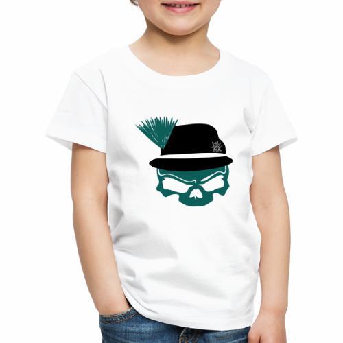 Steirerhutskull - Kinder Premium T-Shirt