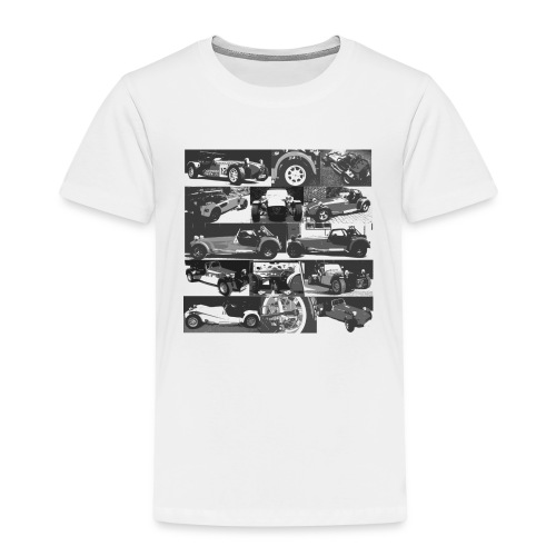 Lots of Caterhams - Kids' Premium T-Shirt